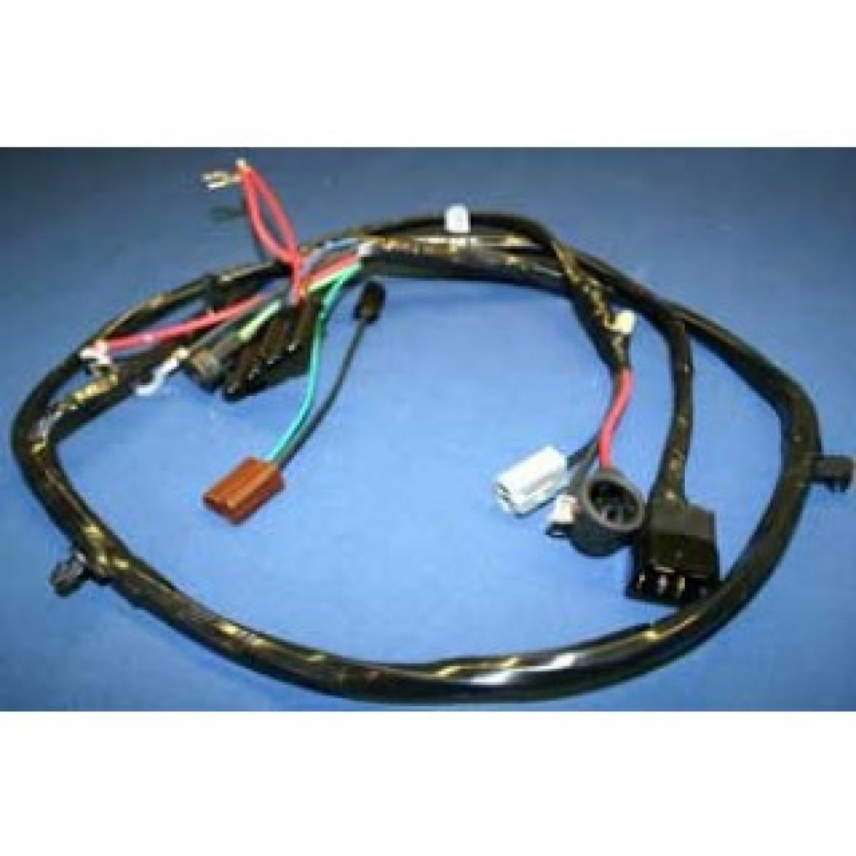 [QMVU_8575]  1963-1966 Chevy C10 Front Light Harness | 1966 Chevy Wire Harness |  | Code510