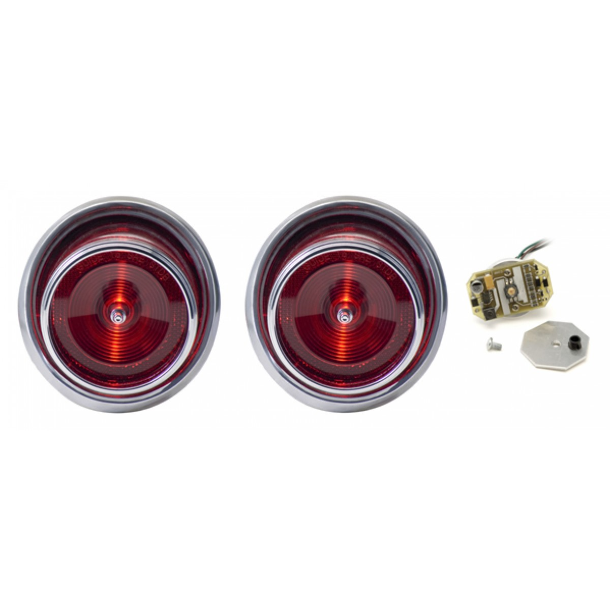 1965 chevy impala caprice led tail lights dakota digital lat msd ignition  diagram 65 impala more