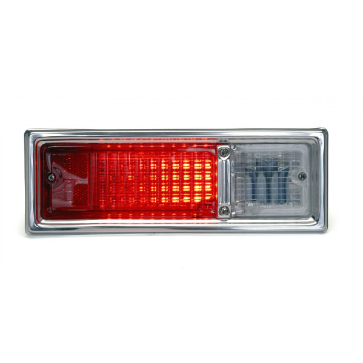 1968 1969 Chevy Nova Led Tail Lights Dakota Digital Lat