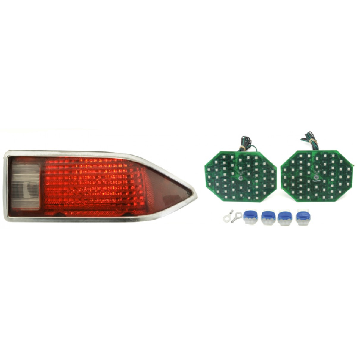 1974 - 1977 Camaro Led Tail Lights