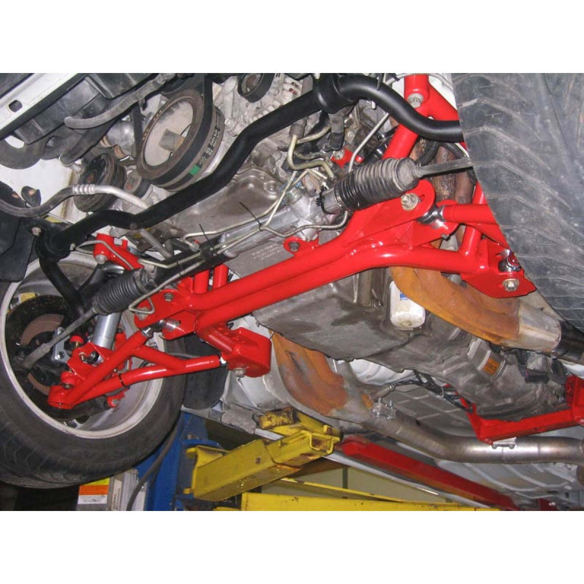 Ls1 Engine Transmission Package: 1998-2002 Pontiac Firebird