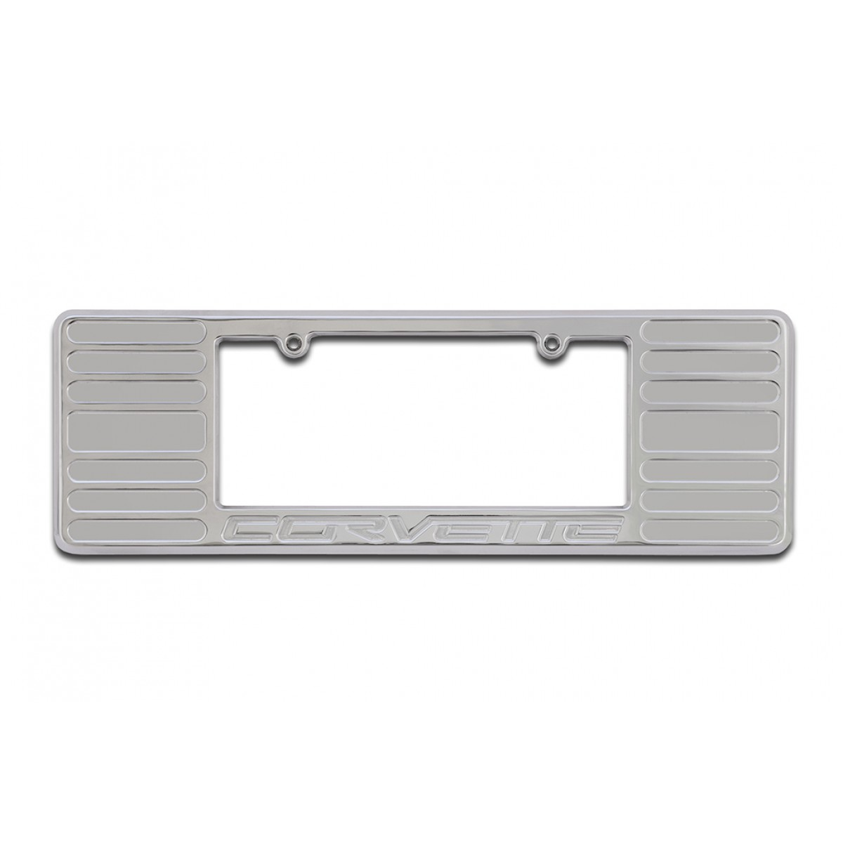 2005 2013 Chevy Corvette License Plate Frame