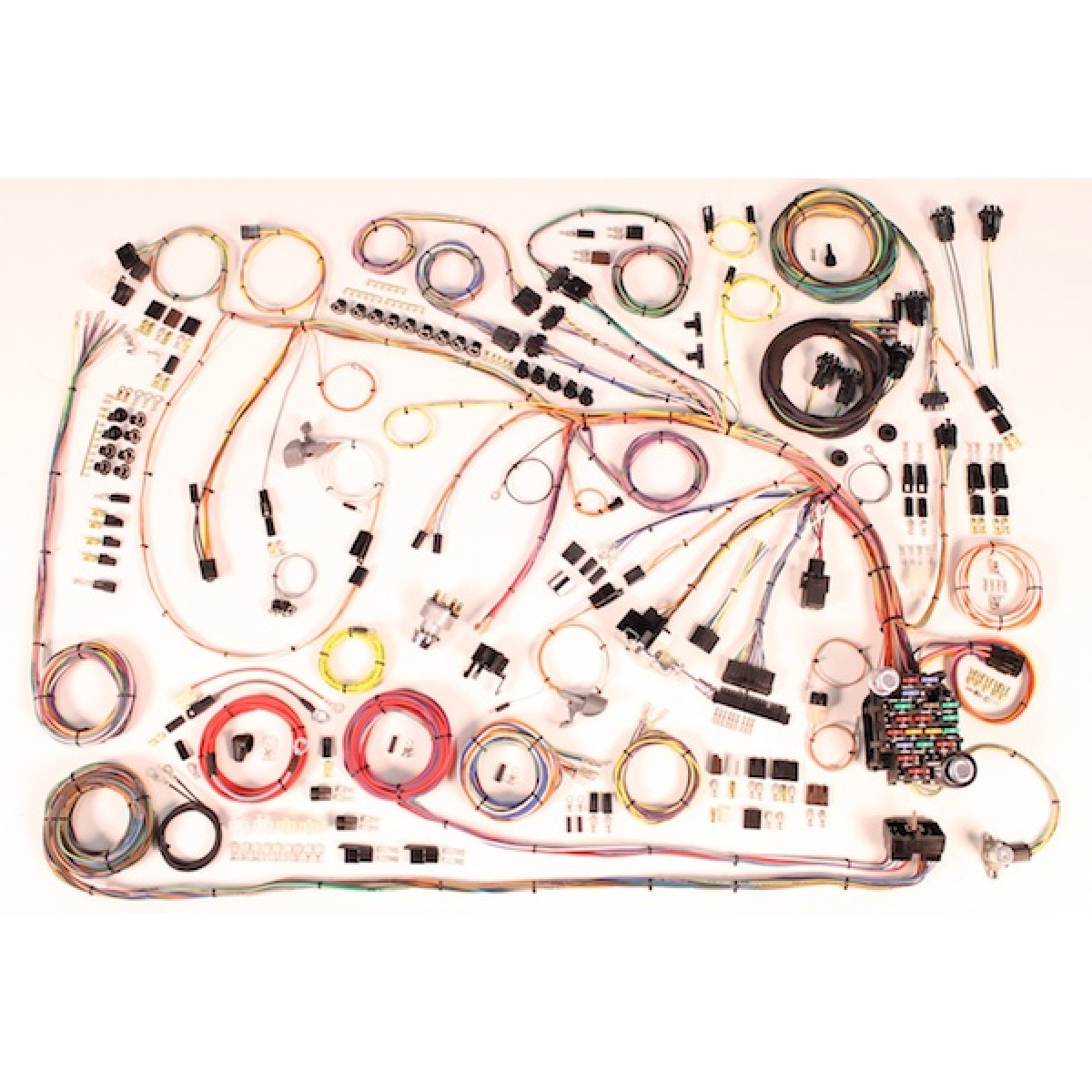 1965 impala wiring harness enthusiast wiring diagrams u2022 rh bwpartnersautos com 1966 impala wiring harness 1966 impala wiring harness