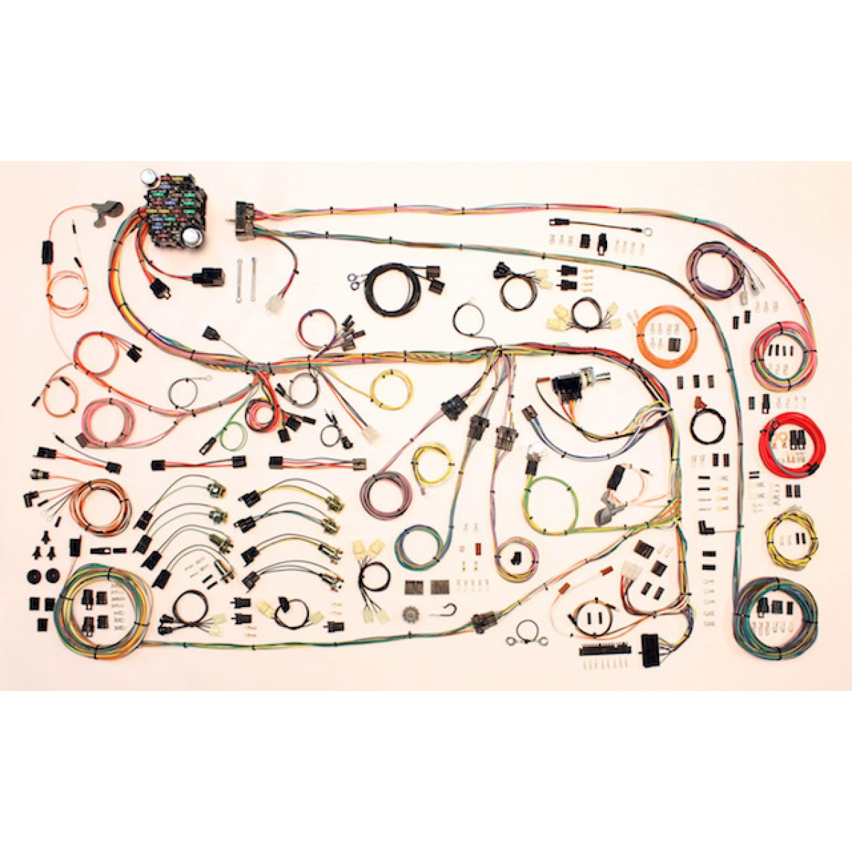complete wiring harness kit 1967 75 plymouth barracuda part rh code510 com  68 Barracuda Wiring Schematic 68 Barracuda Wiring Schematic