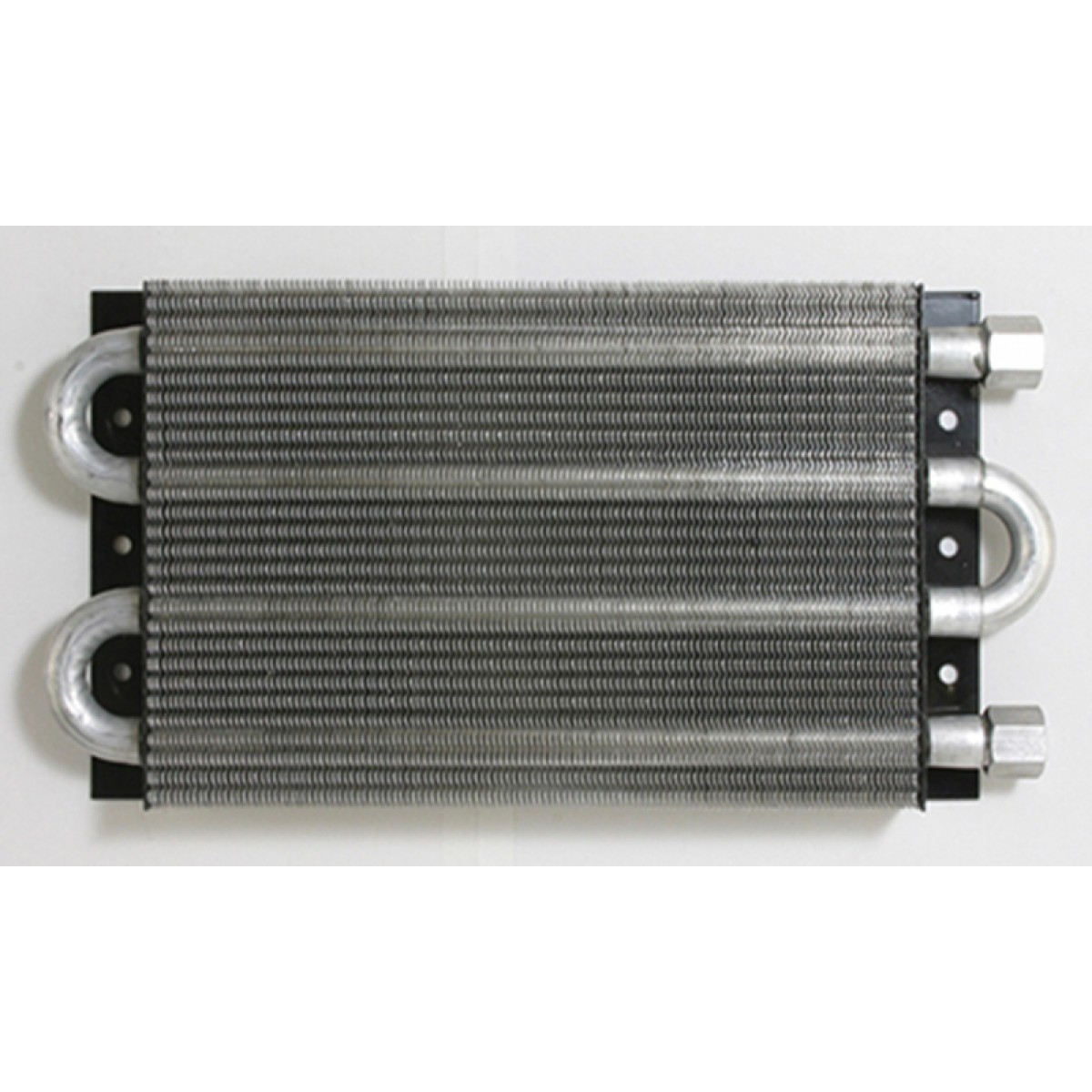Auto Mobile Engine Oil Cooler : Engine oil cooler coil only pass quot fpt
