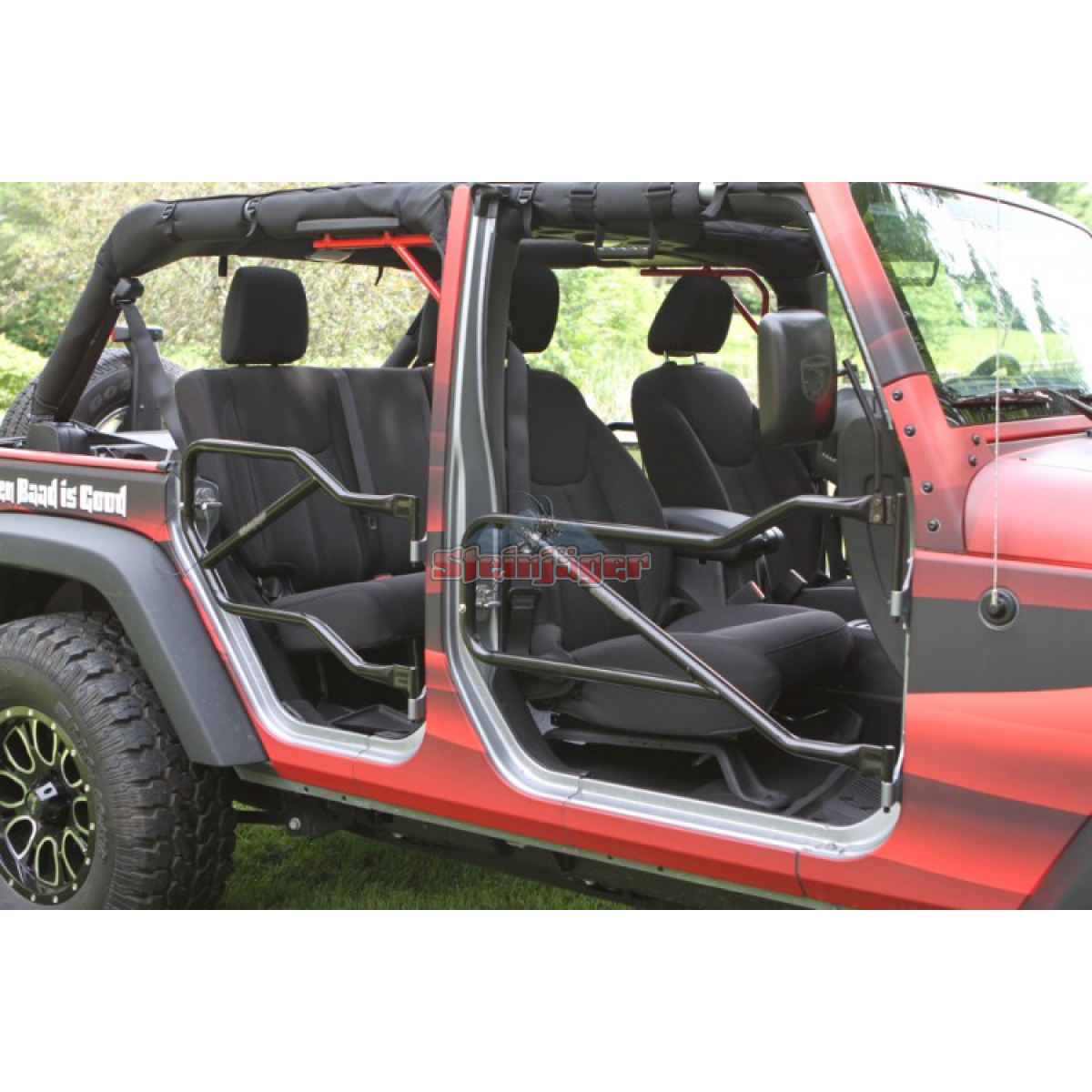 Jeep Jk Wrangler Tube Doors Fuel Filter