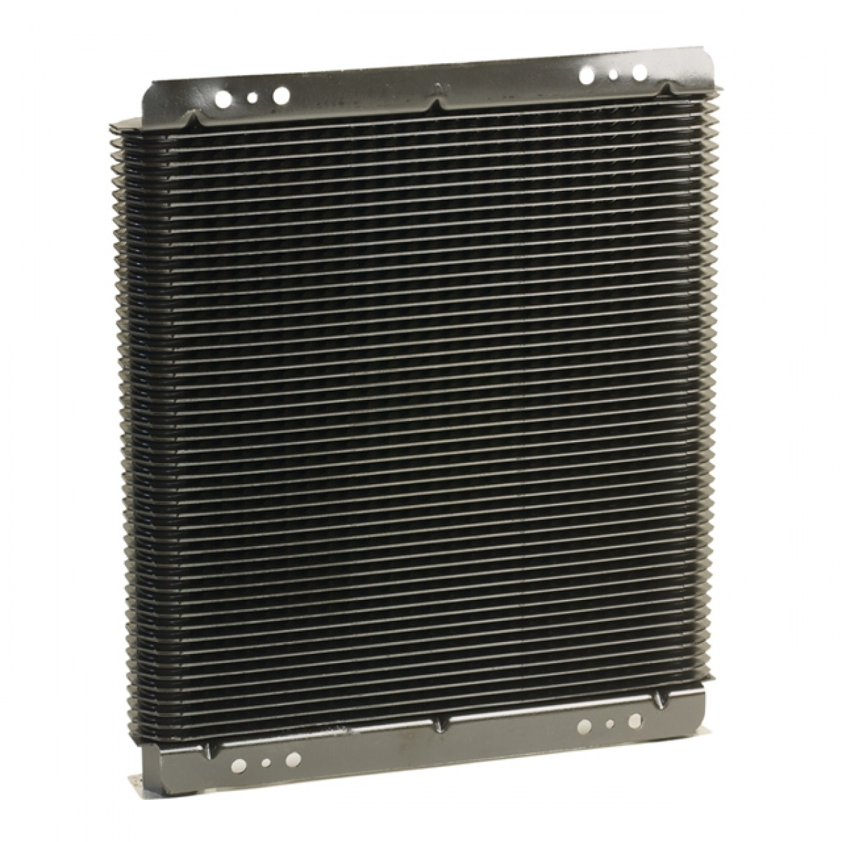Transmission Fluid Cooler : Oil cooler transmission supercooler large black