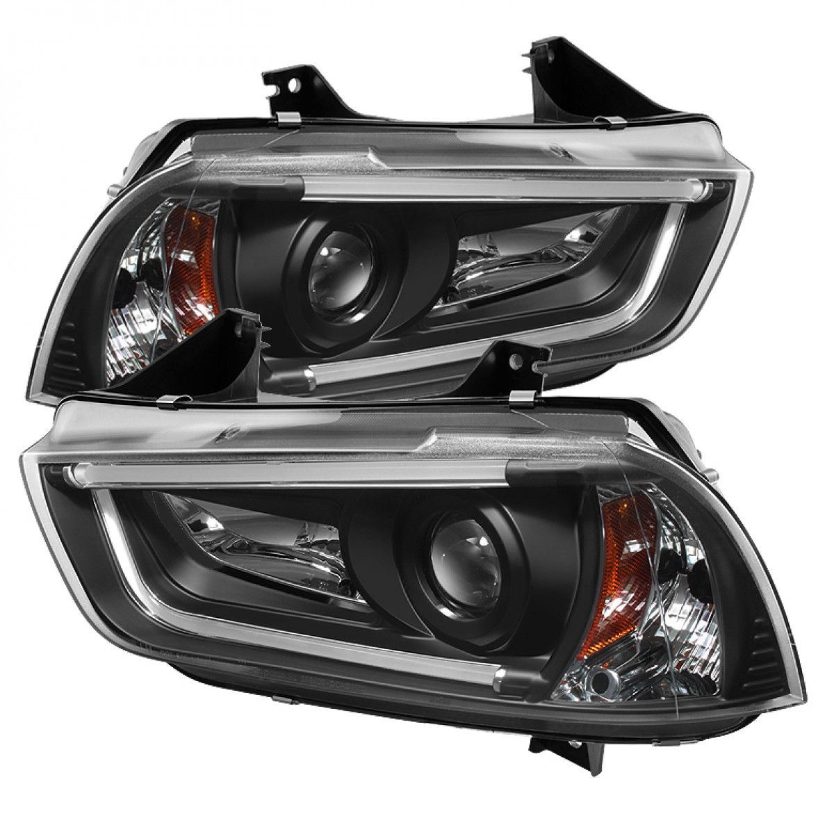 2014 durango projector headlights autos post. Black Bedroom Furniture Sets. Home Design Ideas