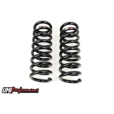 "1964-1972 Chevrolet Chevelle 2"" Lowering Spring Set, Front"