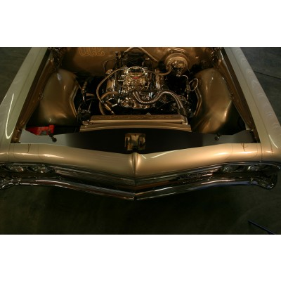 "1965-1966 Impala Anodized Show Panel with ""Bowtie"" Engraved"