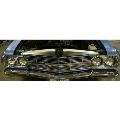 """1965 Chevelle Show Panel with """"Chevelle"""" Engraved"""