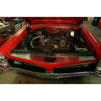 1966-1967 Pontiac GTO, Tempest, LeMans Radiator Support Show Panel