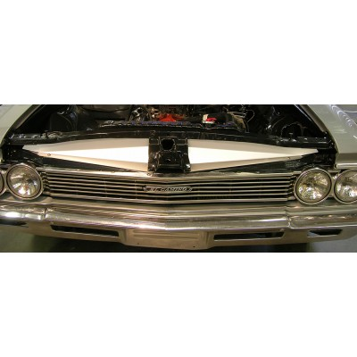 "1966 Chevelle Show Panel with ""Chevelle"" Engraved"