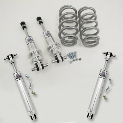 1968-1972 Chevrolet Chevelle / Malibu - Front & Rear Viking Coil-Over Shock Package