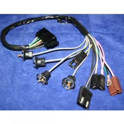 1968-1972 Nova Console Gauge Harness