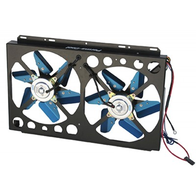 Radiator Fans & Shroud - Cool Pack (6 & 8 cyl)