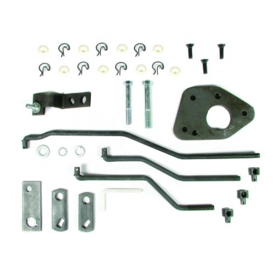 Installation Kit For Competition Plus Shifter - Ford T & C 433 transmission - Hurst Shifters # 3737638