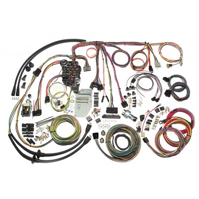 Complete Wiring Harness Kit - 1955-1956 Chevy Tri-Five Belair Part# 500423