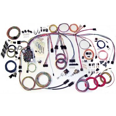 chevy c10 wiring harness complete wiring harness kit - 1960-1966 chevy  truck part# 500560  code510