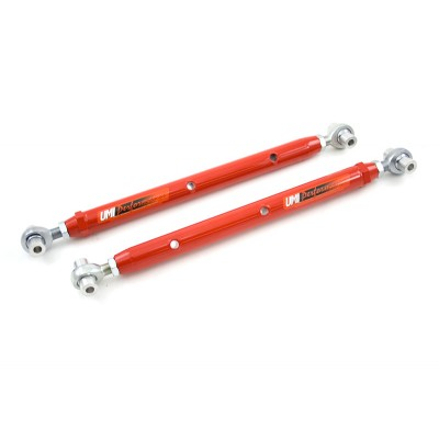 64-72 Buick Skylark, Grand Sport, Special - Double Adjustable Lower Control Arms with Spherical Rod Ends - UMI Performance # 4027