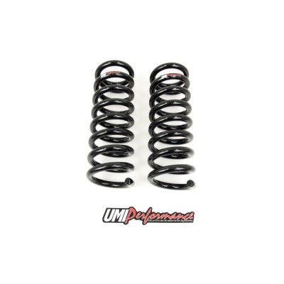 "64-72 Chevelle - 1"" Lowering Spring, Front - Set - UMI Performance # 4050F"