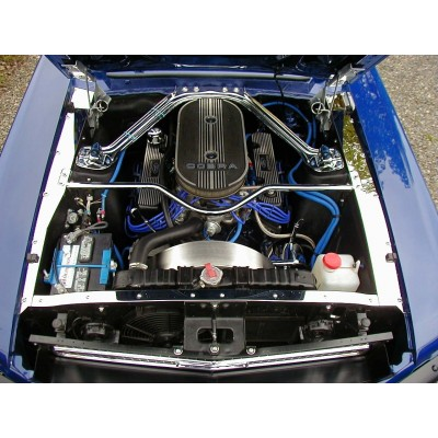 67 - 68 Mustang Show Panel - Engine Dress Up Kit