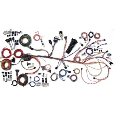 Complete Wiring Harness Kit - 1964-1967 Chevelle Part# 500981