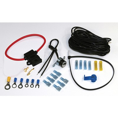 Electric Fan Wiring System, Non-Adjustable