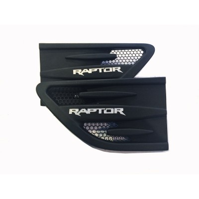2009-14 Ford Raptor Billet Side Vents - DefenderWorx