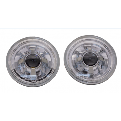 """7 Inch LED Headlights - """"THE SEVEN"""""""