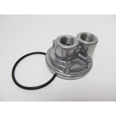 Spin-On Oil Filter Adapter, M20x1.5 thread