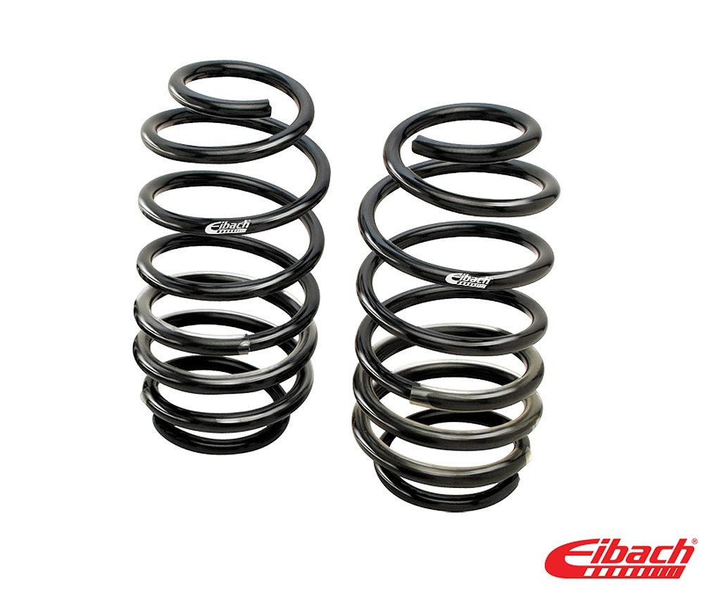 1967 1969 chevy camaro lowering springs pro kit performance springs set of 2 springs. Black Bedroom Furniture Sets. Home Design Ideas