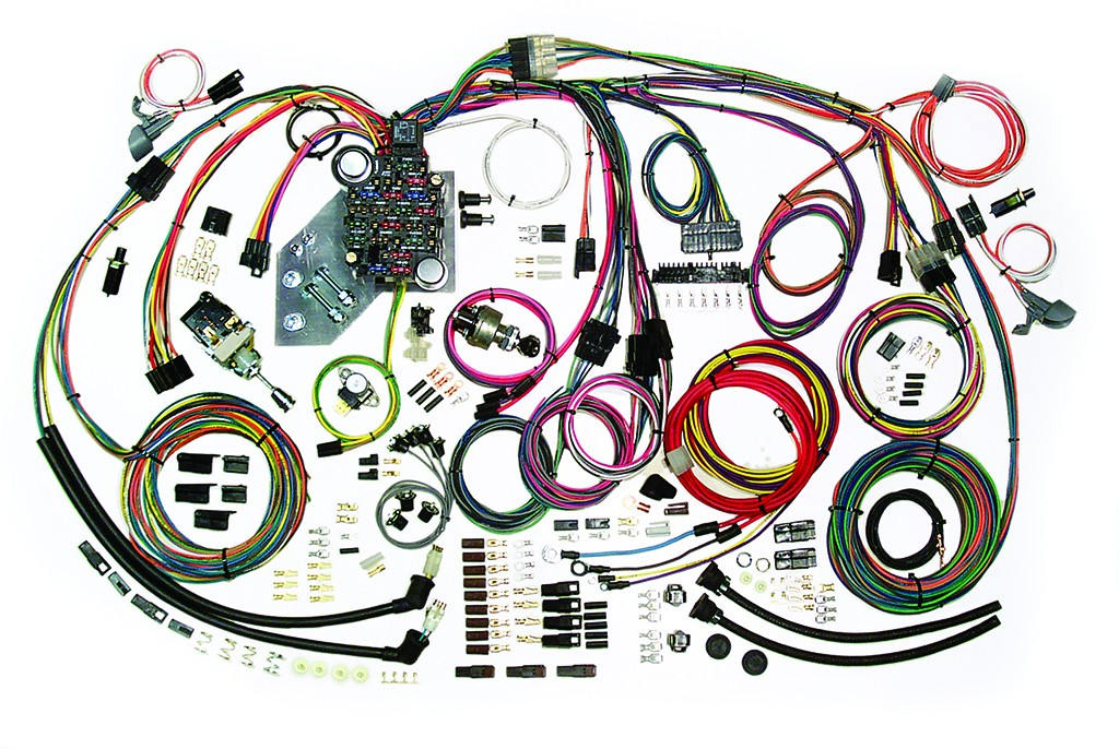 Plete Wiring Harness Kit 19471955 Chevy Truck: Chevy Truck Wiring Harness At Jornalmilenio.com