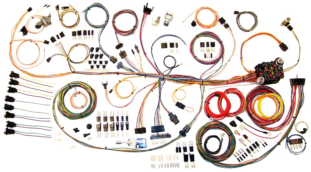 510188 complete wiring harness kit 1964 1967 pontiac gto part 510188 1964 1967 pontiac gto complete wiring harness kit 1964 1967 1967 pontiac gto wiring harness at readyjetset.co