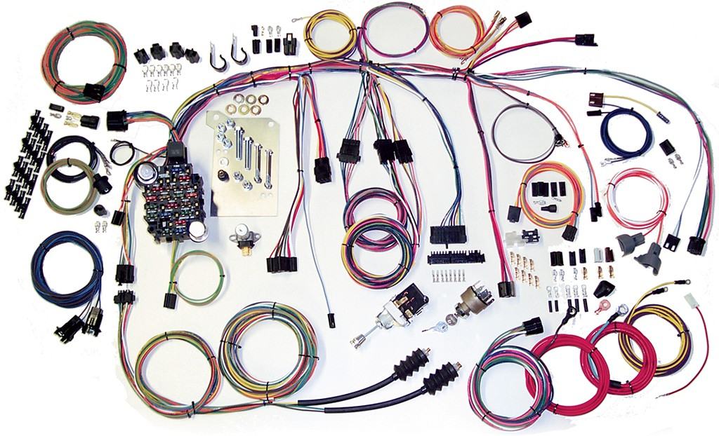 60 66 chevy truck wiring harness kit 1960 1966 chevy truck part 500560 chevy c10 c20 wiring harness c10 wiring harness chevrolet wiring diagrams for diy car repairs Painless Wiring Harness Diagram at n-0.co