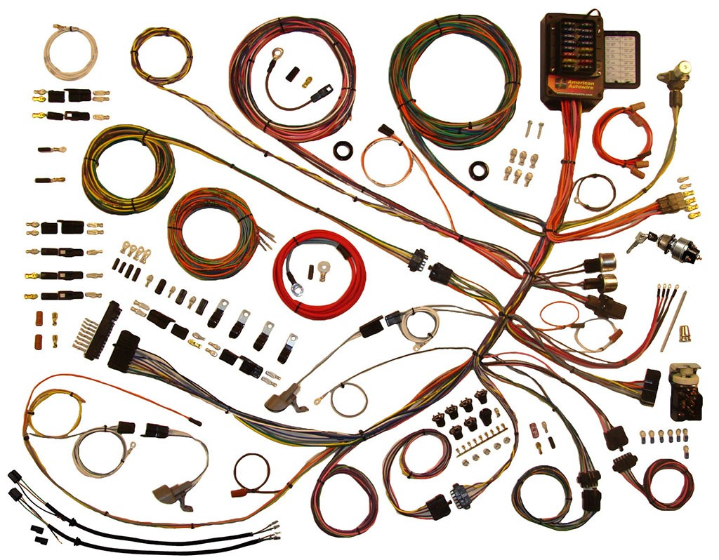 1953 1956 ford f100 wiring harness complete wiring harness kit complete wiring harness kit 1953 1956 ford f100