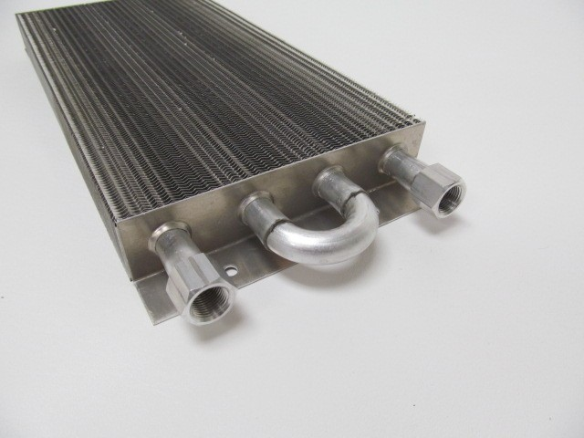 heavy duty transmission cooler coil only  24 000 gvw