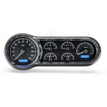 1953-1954 Chevy Car VHX Instruments - Dakota Digital VHX-53C