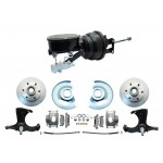 1963-1966 Chevy Truck Power Disc Brake Kit