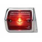 1965 Chevy Nova LED Tail Lights - Dakota Digital LAT-NR130