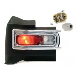 1966 Chevy Chevelle LED Tail Lights - Dakota Digital LAT-NR160