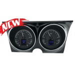 1967- 68 Chevy Camaro HDX Gauge Instruments - Dakota Digital