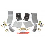 1979-1993 Ford Mustang - Upper and Lower Control Arm Reinforcements - Complete Kit - UMI Performance # 1001