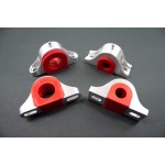1993-2002 Camaro / Firebird - Heavy Duty Aluminum Sway Bar Mount Kit- 35mm & 22mm Sway Bar Kits - UMI Performance # 004845