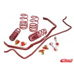2007-2010 Ford Mustang Shelby GT500 - SPORT-PLUS (SPORTLINE Lowering Springs & ANTI-ROLL-KIT Sway Bars) - Eibach # 4.11535.880