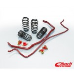 2011-2013 Ford Mustang - PRO-PLUS (PRO-KIT Lowering Springs & ANTI-ROLL-KIT Sway Bars) - Eibach # 35125.880