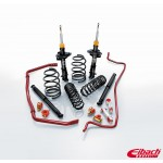 2011-2013 Ford Mustang Shelby GT500 - PRO-SYSTEM-PLUS (PRO-KIT Lowering Springs, PRO-DAMPER Shocks & ANTI-ROLL-KIT Sway Bars) - Eibach # 35130.680