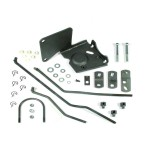 Installation Kit for Competition Plus Shifter - 1968-73 Chevy Nova - Hurst Shifters # 3737131