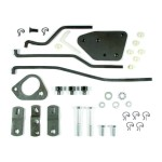 Installation Kit, Competition Plus - Richmond/BW T-10 454 Trans -  Hurst Shifters # 3738609
