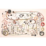 Complete Wiring Harness Kit - 1967-69 Plymouth Barracuda Part# 510603